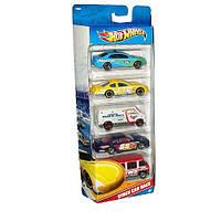 Набор машинок Hot Wheels 5 Car Gift Pack