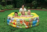 """Детский надувной бассейн """"Disney"""" Intex 57494 (191х178х61 см.), фото 1"""