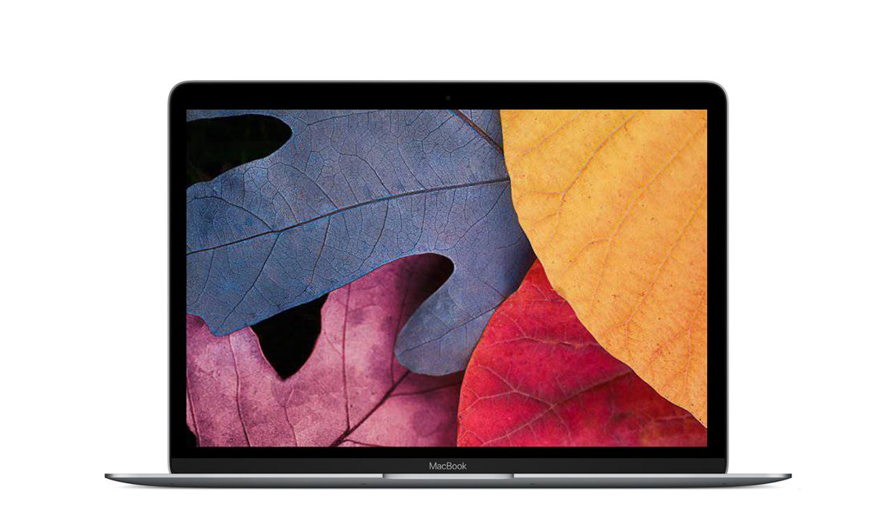 "Apple MacBook 12"" Space Grey 256 Gb (MNYF2)"