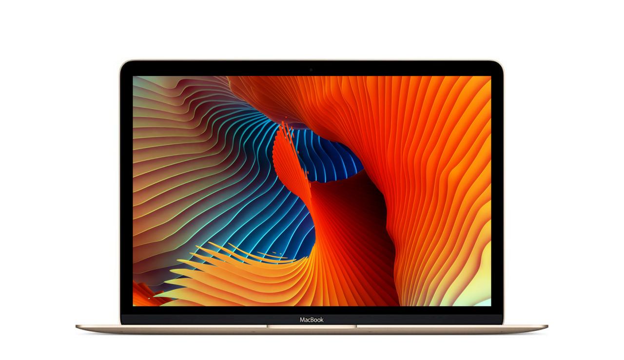 "Apple MacBook 12"" Gold 256 Gb (MLHE2)"