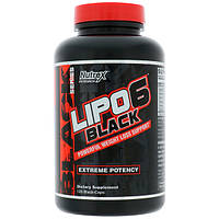 Lipo-6 Black Extreme Potency 60 liqui-caps NEW