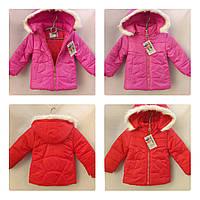 Куртка деми на девочку р. 2-4 года, один цвет в упаковке