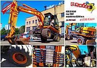 Осенние скидки в TAD Construction:  Новая цена на колесный экскаватор JCB JS145W 2007 года выпуска - 41700 евро вместо 44700 евро Наработка экскаватора - 8300 м.ч