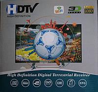 Телевизионный цифровой  приемник HD Digital DVB-T2 с WIFI, фото 1
