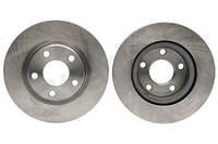 Тормозной диск задний (245х10mm) / AUDI A6, AUDI A6 Avant (C4,C5) - Rider (RD.2625.DF2651)
