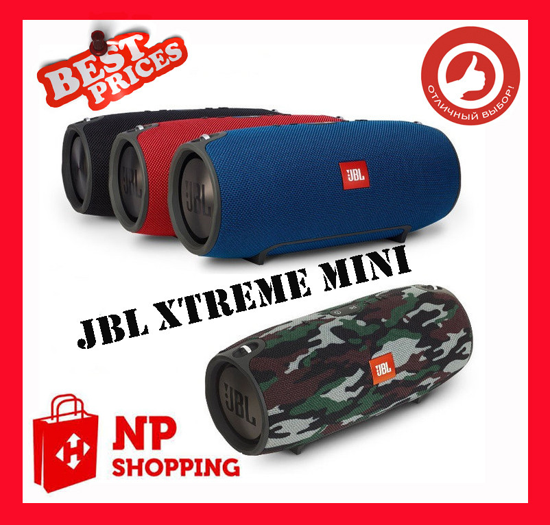 Jbl xtreme mini портативная колонка BLUETOOTH