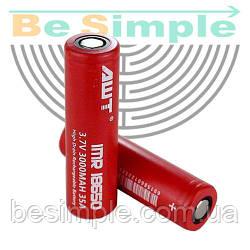 Аккумулятор батарея AWT 18650 3000 mAh