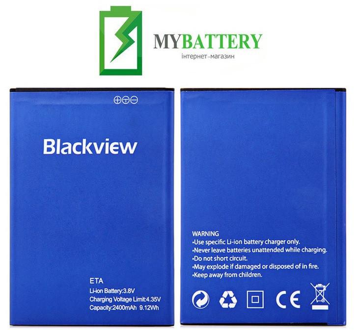 Оригинальный аккумулятор АКБ (Батарея) для Blackview BV2000 BV2000s Li-ion 3.8V 2400mAh