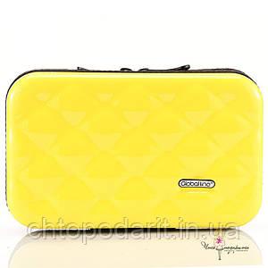 Стильный желтый кейс на каждый день Код 10-7467