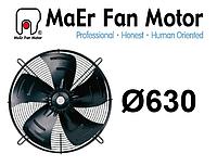 Вентилятор осевой 4E-630-S (YDWF102L70P4-753N-630) MaEr Fan Motor
