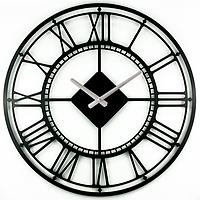 Настенные Часы London 50х50металл немецкий механизм,ассортимент