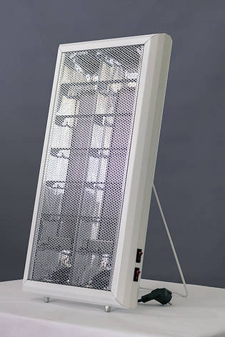 Обогреватель инфракрасный двухпозиционный Deweit 1.1 кВт, фото 2