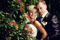 Свадебная видеосьемка, фотосьемка