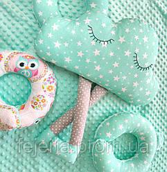 Детская подушка - сплюшка Тучка