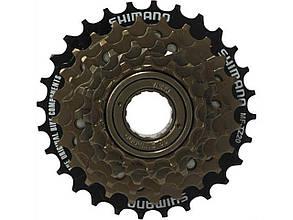 Зірки задні Shimano Tourney MF-TZ20 14-28Т 6-зірок