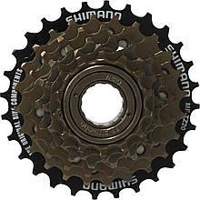 Зірки задні Shimano Tourney MF-TZ21 14-28Т 7-зірок