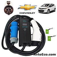 Зарядное устройство для электромобиля Chevrolet Bolt EV Zencar J1772 32A, фото 1