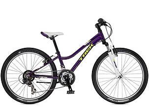 Велосипед Trek-2016 PRECALIBER 24 21SP GIRLS 24 PR фіолетовий (Purple)