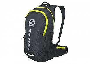 Рюкзак KLS Explore (об'єм 20л) чорний-зелений