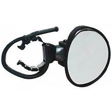 Дзеркало Zefal Spy в руль/ріжки універсальне чорний