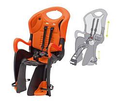 Сидіння дитяче Bellelli Tiger Standart на раму помаранчевий