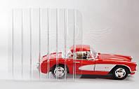 """Сотовый поликарбонат Oscar """"STANDART"""" 8 мм, размер листа 2100х6000 мм, прозрачный"""