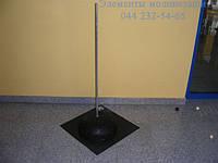 Молниеприемник с бетонным основанием, фото 1