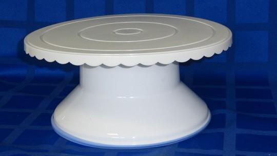 Подставка поворотная для торта высокая 29 х 13,6см(код 00261)
