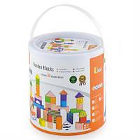 Набор кубиков Viga Toys 50 шт., 3 см (59695)