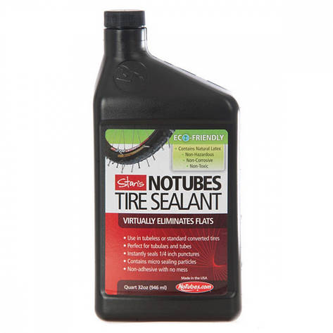 Герметик Stans NoTubes Tire Sealant Quart 946 мл, фото 2