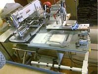 Автомат для накладных карманов Vi.Be.Mac. 2516 V2 – на спецодежду, джинсы и тд.