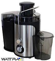 ⭐ Соковыжималка Grunhelm GJR610 (600 Вт, стакан 500 мл, с щеткой)