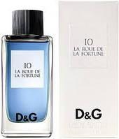 Туалетная вода унисекс Dolce & Gabbana 10 La Roue de la Fortune (D&G 10 Ла Ру де ля Фортун)