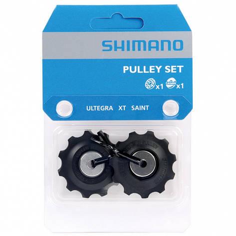 Ролики Shimano XT/SAINT/Ultegra верхній+нижній, фото 2