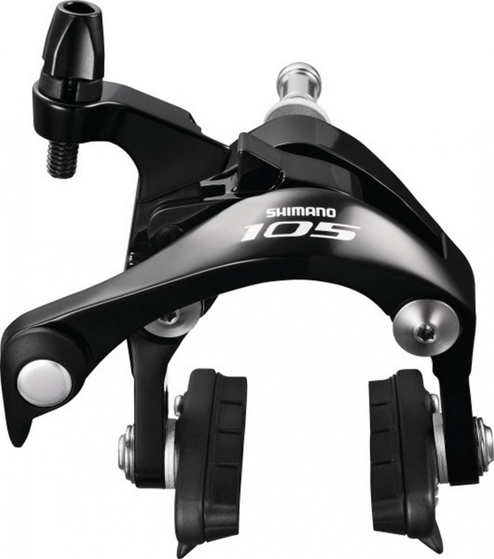 Гальмо Shimano BR-5800 105, передній , колодка CS51 чорний