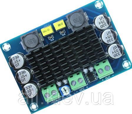 Підсилювач звуку моно TPA3116D2 1*100 Вт плата для саба авто