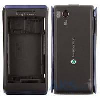 Корпус Sony Ericsson U10 AINO Black