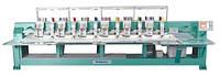 Вышивальная машина с совмещённым типом вышивальных голов (Mixed type)