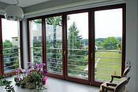 Вікна з євробрусу у Львові, вікна деревяні польські львів, вікна польського виробництва львів, замовити вікна з євробрусу