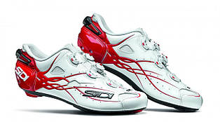 Взуття SIDI шосейне SHOT White/Red 46.5