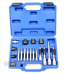 Набор ключей для разборки генераторов 18шт. Quatros   QS20341