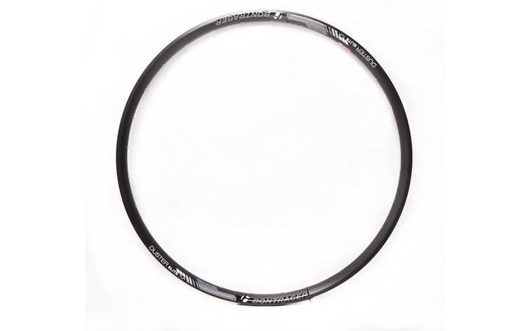 Обід Bontrager Duster Disc TLR 29˝ 28 отворів безкамерний під диск чорний, фото 2