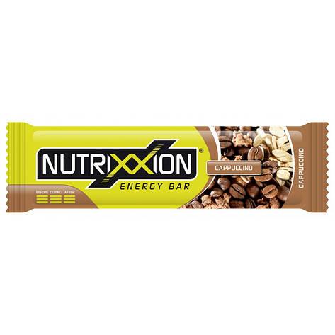 Nutrixxion Енергетичний батончик, смак капучино (55 г), фото 2