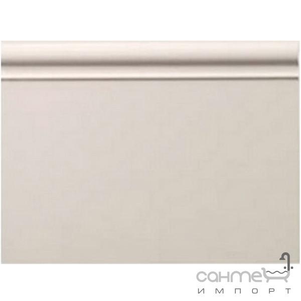 Плитка для ванной Devon&Devon Плитка керамическая плинтус DEVON&DEVON ELYSEES BOISERIE plinth (warm grey) ddeBplwg