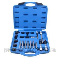 Набор ключей для разборки генераторов 24шт.  Quatros   QS20236
