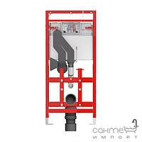 Инсталляционные системы TECE Застенный модуль для установки подвесного унитаза TECElux 9 600 400 с функцией m-Lift и системой ceramic-Air