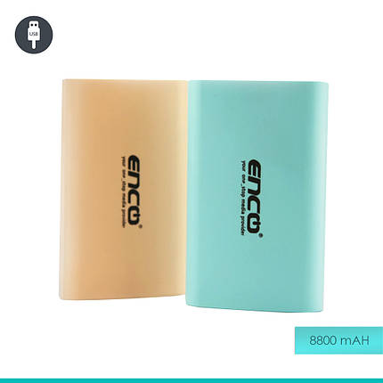 Power Bank Enco 8800 mAh, фото 2