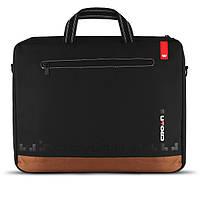 "Сумка для ноутбука CROWN CMB-440 (black) 15,6"""