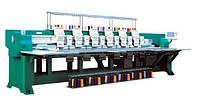"""Вышивальная машина для вышивка челночным стежком + цепным стежком + 'шенилью'(тип """"комби"""")."""