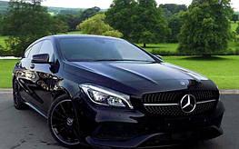Диски и шины на Mercedes Benz CLA-Class C 117